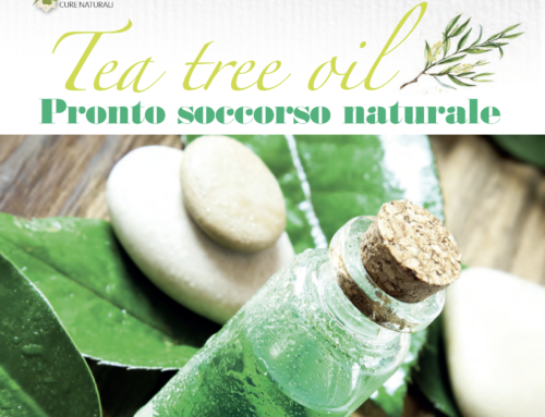 Tea Tree Oil: pronto soccorso naturale